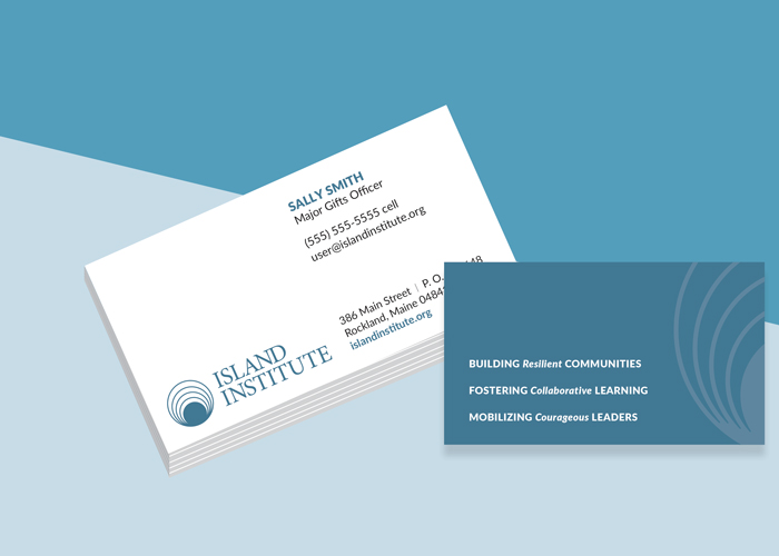 Business Cards 3.5x2 14pt Uncoated Cover