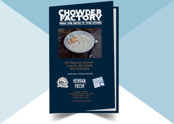 Brochures 5.5x8.5 80lb Gloss Cover
